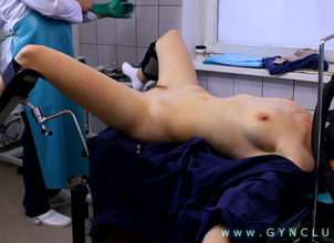 Firm gynecology check-up