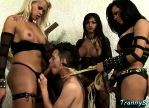iAmPorn - Enslaved dude gets..