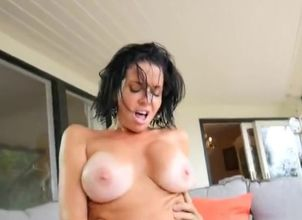Babe busty Veronica Avluv is..