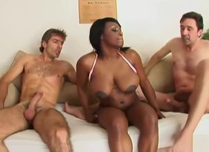 Jada Fire enjoys to get dp'd
