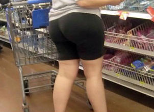 Gigantic Bum Phat ass white girl..