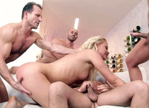 adult vid star Leny Ewil in..