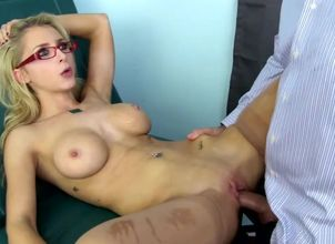 Alix Lynx transfixed to become a..
