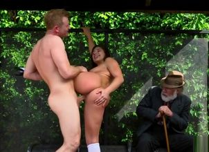Abella Danger outdoor smash